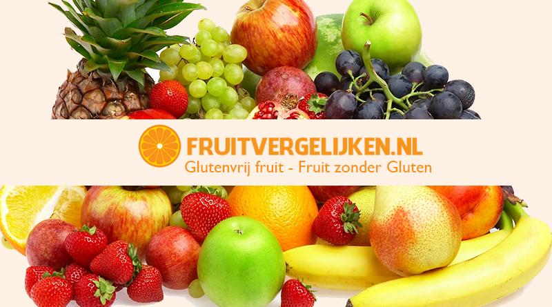 glutenvrij fruit