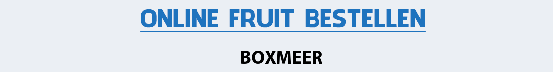fruit-bezorgen-boxmeer