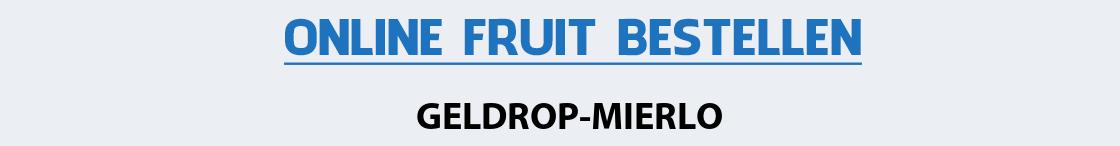 fruit-bezorgen-geldrop-mierlo