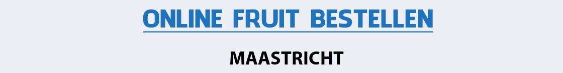 fruit-bezorgen-maastricht