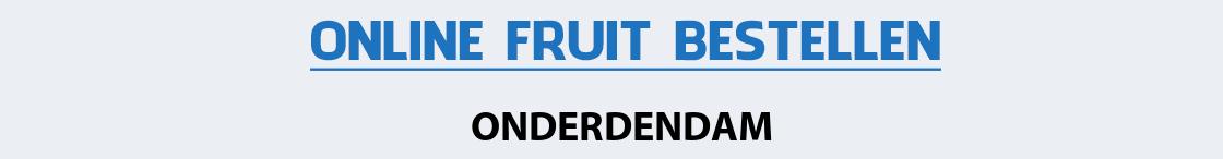 fruit-bezorgen-onderdendam