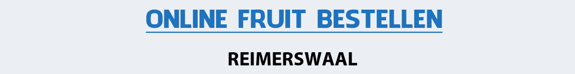 fruit-bezorgen-reimerswaal