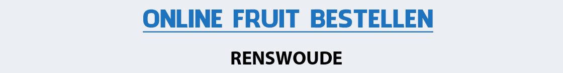 fruit-bezorgen-renswoude