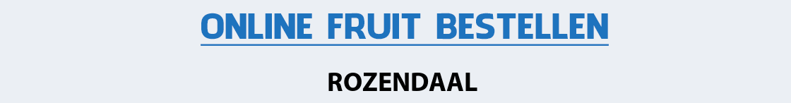 fruit-bezorgen-rozendaal