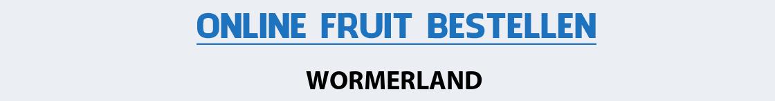 fruit-bezorgen-wormerland